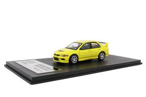 Image 2 - Goc 1/64 mitsubishi lancer evolution ix 2006 evo 9 diecast modelo de carro
