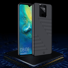 Standby Power Bank Supply for Huawei mate 20X back Clip Battery Case 6800mAh External Mobile Power Bank for Huawei mate20X