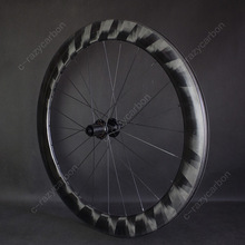 Road-Rims Wheelsets Carbon Novatec Cycling Ultra-Light Center-Lock/6-Bolts