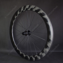 Pro Light X60mm Carbon Wheels Cycling Ultra light X 60 Wheels Cycling Road Rims Carbon Novatec Center Lock For Sale