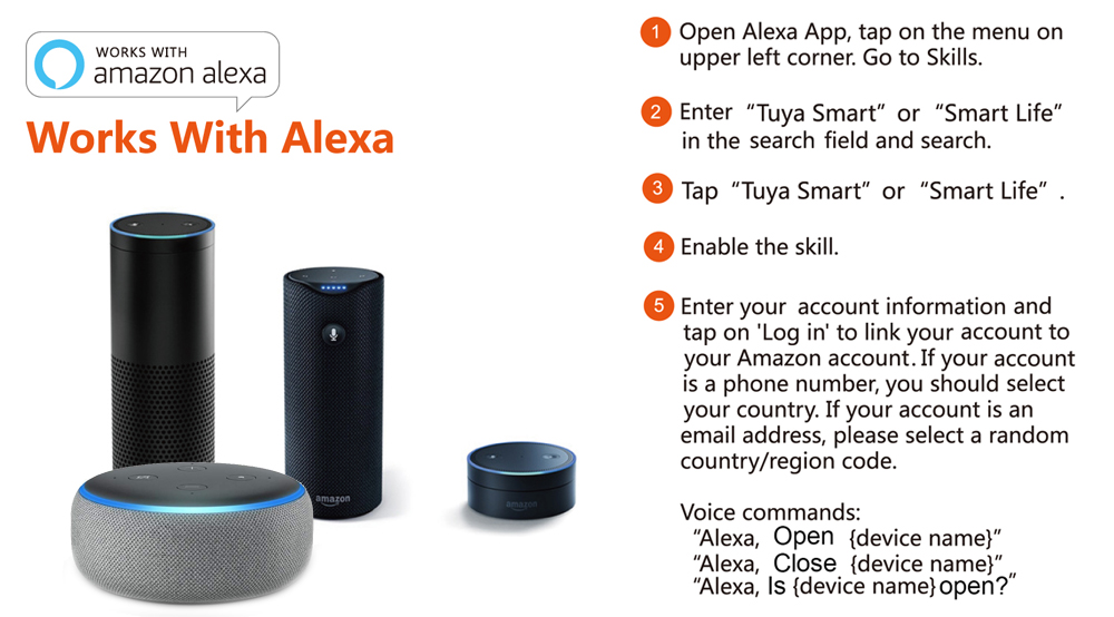 Hbb89ad957b2c4b7599f28648ba3f1964Y Wofea WiFi Switch Smart Garage Door Opener Controller Work With Alexa Echo Google Home SmartLife/Tuya APP Control No Hub Require