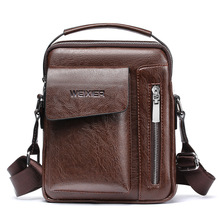 Top Quality Man Bag Leather Crossbody Bags For Men