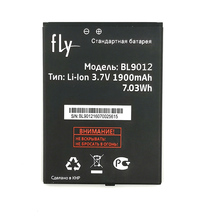 2pcs NEW Original 1900mAh BL9012 battery for FLY FS508 Cirrus6 FS509 Nimbus 9 High Quality Battery+Tracking Number защитное стекло для fly fs509 nimbus 9 luxcase