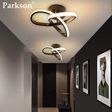 Led Ceiling Light Modern Balcony Aisle Lamp Decoration Home Ceiling Lamp AC85-265V For Living Room Kitchen Bedroom Lighting