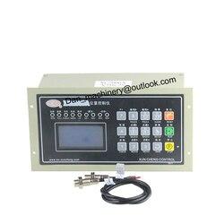 XC2006A cyfrowy kontroler stałej długości LCD  kontroler pozycji do maszyna do produkcji torebek|Części do narzędzi|Narzędzia -
