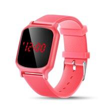 Часы для девочек водонепроницаемые до 50 м милые детские часы