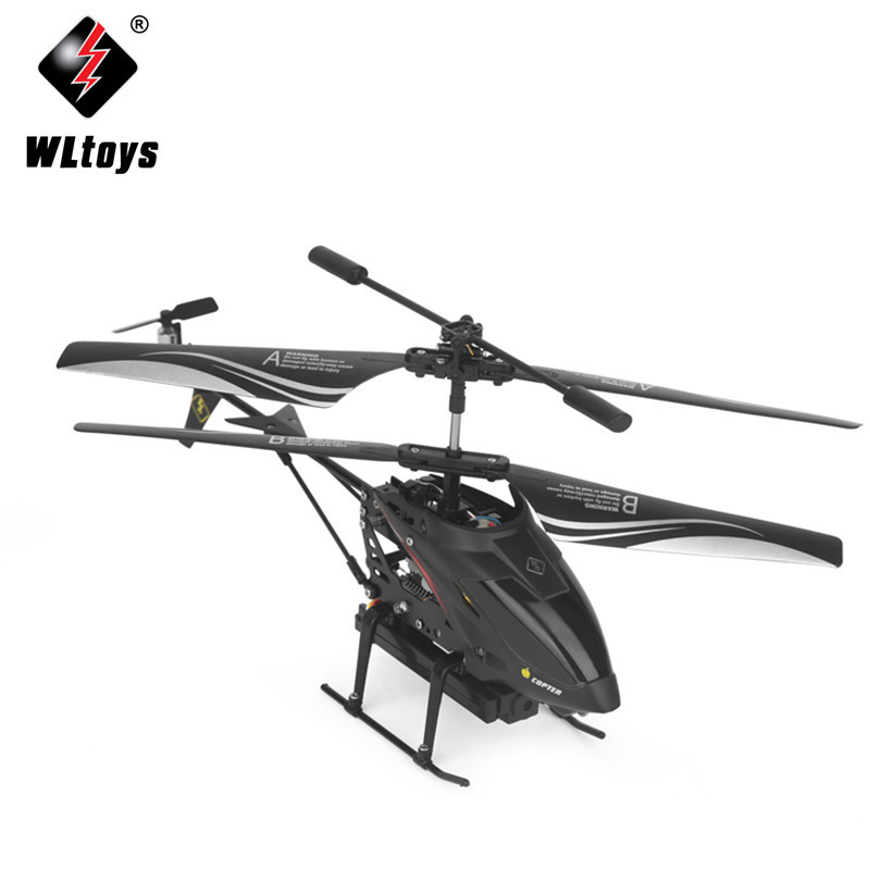 Weili S977 3.5 Channel High-definition Aerial Photography Camera Drop-resistant Remote Control Helicopter Unmanned Aerial Vehicl