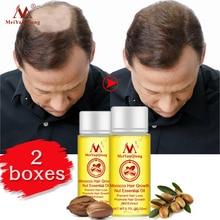 Hair Growth Essence Hair Loss Liquid Natural Pure Nut Essential Oils 20ML Promote Hair Growth Serum
