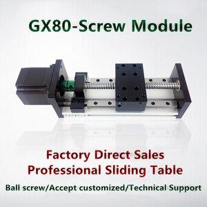 GX80 100mm Effective Stroke 12