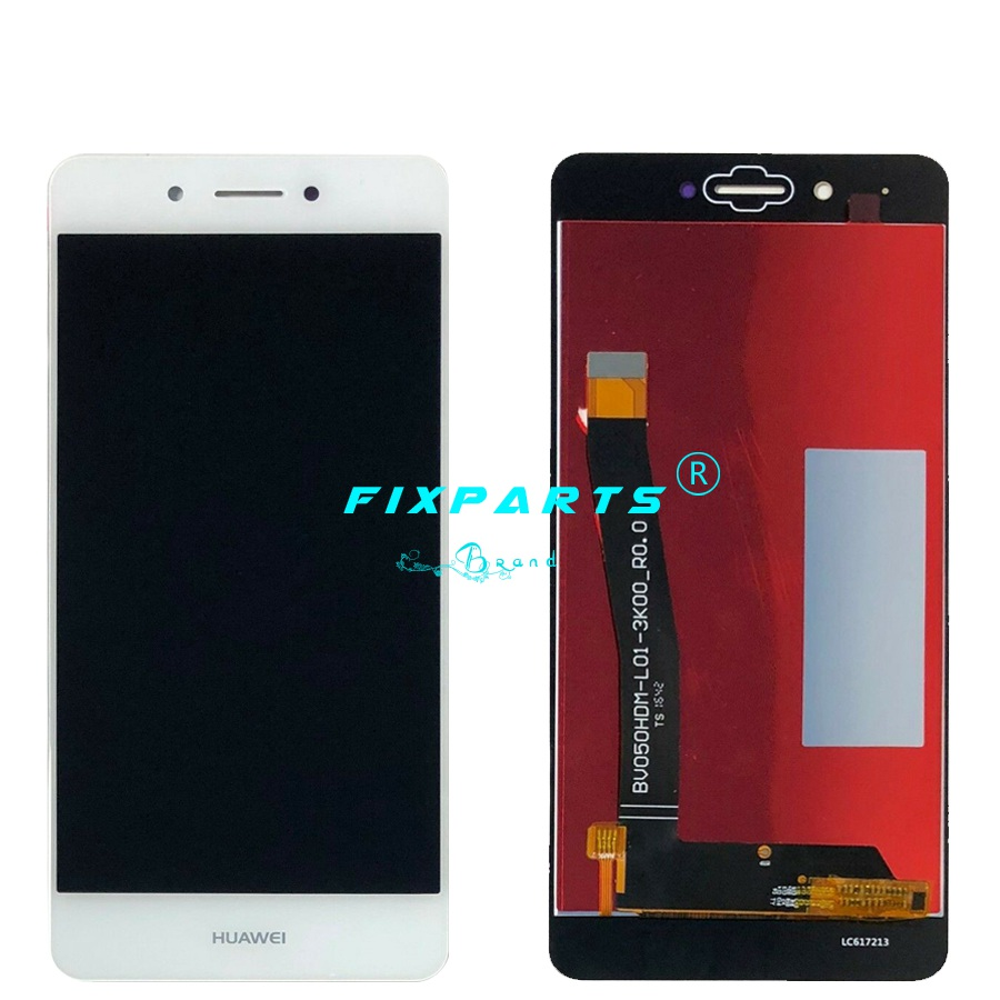 P9 Lite Smart LCD Display
