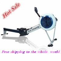 Air indoor Rower Rowing Machine Home Fitness Equipment  Row Machine Wind Resistance Gym Sports