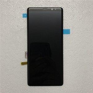 Image 3 - מקורי AMOLED עם שחור נקודות תצוגה עבור SAMSUNG Galaxy NOTE8 LCD N950U N950I N950F תצוגת מגע מסך הרכבה