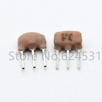 10pcs Ceramic filter PFS455A 455KHZ 55A PFSLF455KP2A006-BO in-line - discount item  15% OFF Active Components