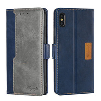 Funda de cuero con tapa para teléfono móvil Nokia, carcasa de libro con imán, para modelos 8, 7, 6, 5, 3, 2, 1, X6, X7, Etui, 2,1, 3,1, 5,1 Plus, 6,1 y 2018
