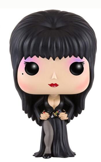 Elvira Mistress Of The Dark Viny Figure Collectible Toys