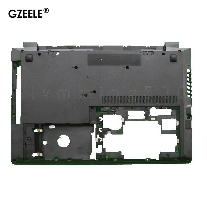 GZEELE New For Lenovo B40 B40-30 B40-70 B40-80 N40 N40-30 N40-45 N40-80 B41 B41-30 B41-70 300-14 Bottom Base Cover Case