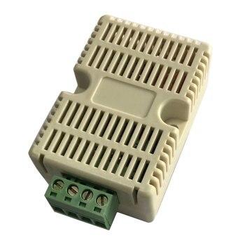 1pcs WTR10-E Temperature And Humidity Transmitter Temperature Sensors High Precision rtd pt100 dc 24v temperature sensor transmitter 0 200 degree range temperature sensors