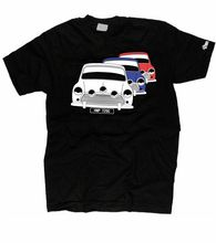 CUSTOM HTees T-shirt- Minis from THE ITALIAN JOB, Pick your own plate, S-XXXL Tee Shirt Mens 2019 New Shirts Printing