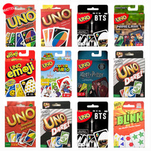 Martel – nouveau jeu de cartes Uno, société de divertissement amusant pour la famille, boîte cadeau de Poker, jeux et jouets