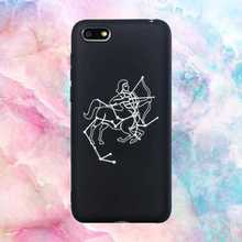 Fashion Zodiacal Pattern Soft TPU 5.45For Huawei Y5 2018 Case For Huawei Y5 Prime 2018 Phone Case Cover silicone case for huawei y5 2018 case huawei y5 lite 2018 dra lx5 candy color soft tpu phone cover for huawei y5 y 5 prime 2018