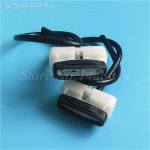 Image 1 - 6 uds impresora Roland DX4 cabezal de impresión solvente superior para Roland SP540 300 VP540 300 RS640 540 SJ745 XC540 unidad de limpieza de tapa de impresora