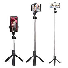 цены Wireless Bluetooth Selfie Stick with Mini Selfie Tripod Phone Holder Portable with Bluetooth Wireless Remote Shutter