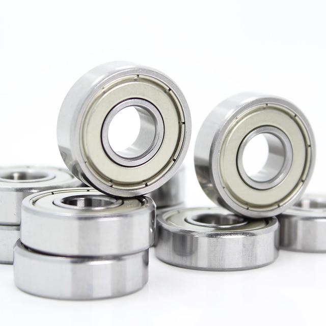 6000-ZZ Metal shields bearing 6000 2Z bearings 6000ZZ 10x26x8ha