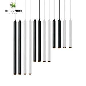 Pendant Lights Modern Kitchen Lamp Dining Room Bar Counter Shop Pipe Pendant Down Lights Kitchen Spot Light Aluminum(China)