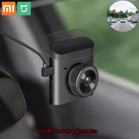 Xiaomi Miia Registratore 2 2k Smart Car Registratore di Guida di 140 Gradi 3D di Riduzione Del Rumore di Visione Notturna Super Clear 2K Qualità Dell'immagine