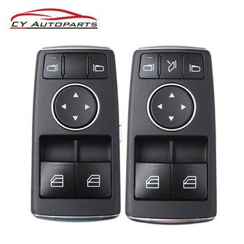 Interruptor de ventana eléctrico para Mercedes-benz R231 Sl C204 C250 C350 C63 AMG 1729056800 1729056900 A1729056800 A1729056900