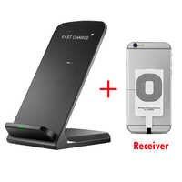 Chargeur sans fil pour Xiao mi rouge mi Note 8 pro K20 Pro rouge mi 8A 7A rouge mi Note 7S mi A3 chargeur de charge Qi récepteur accessoire de téléphone