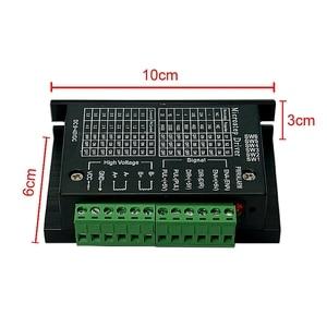 Image 2 - ABSF 3Pcs 42/57/86 Tb6600 Stepper Motor Driver 32ส่วนอัพเกรดรุ่น4.0A 42VdcสำหรับCnc Router