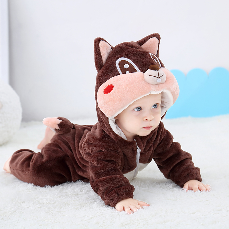 2019 Infant Romper Baby Boys Girls Jumpsuit New born Bebe Clothing Hooded Toddler Baby Clothes Cute 2019 Infant Romper Baby Boys Girls Jumpsuit New born Bebe Clothing Hooded Toddler Baby Clothes Cute Panda Romper Baby Costumes