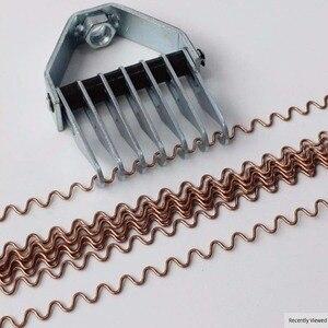 Image 5 - 7 Finger Dent Claw pin dent pulling quick claw puller hook straight pulling rings slide hammer weld washer spot stud welder