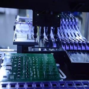 Image 3 - 高精度チップマウンター SMT550 PCB ボード製造機とサーボモータとネジガイド