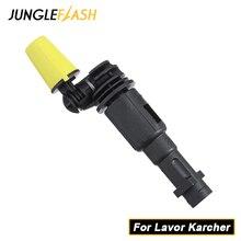 Jungleflash 360 ° バルスピンノズル圧力スプレーノズルヒントジェット水鉄砲ランスlavorためkarcher K2 K7 トリガー銃
