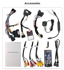 Image 2 - IPS 4G Android 10 2 din auto DVD player Für Mercedes Benz E klasse W211 E200 E220 E300 e350 E240 E270 E280 CLS KLASSE W219 Cam USB