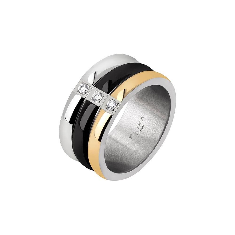 Bague bijoux Elixa pour femme bijoux EL127-5278 bagues femme accessoires bijoux Bijouterie