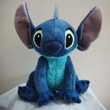 Sitting 30cm 11.8'' Stitch Plush Toys Stitch Stuffed Soft boy doll For Gift good quality