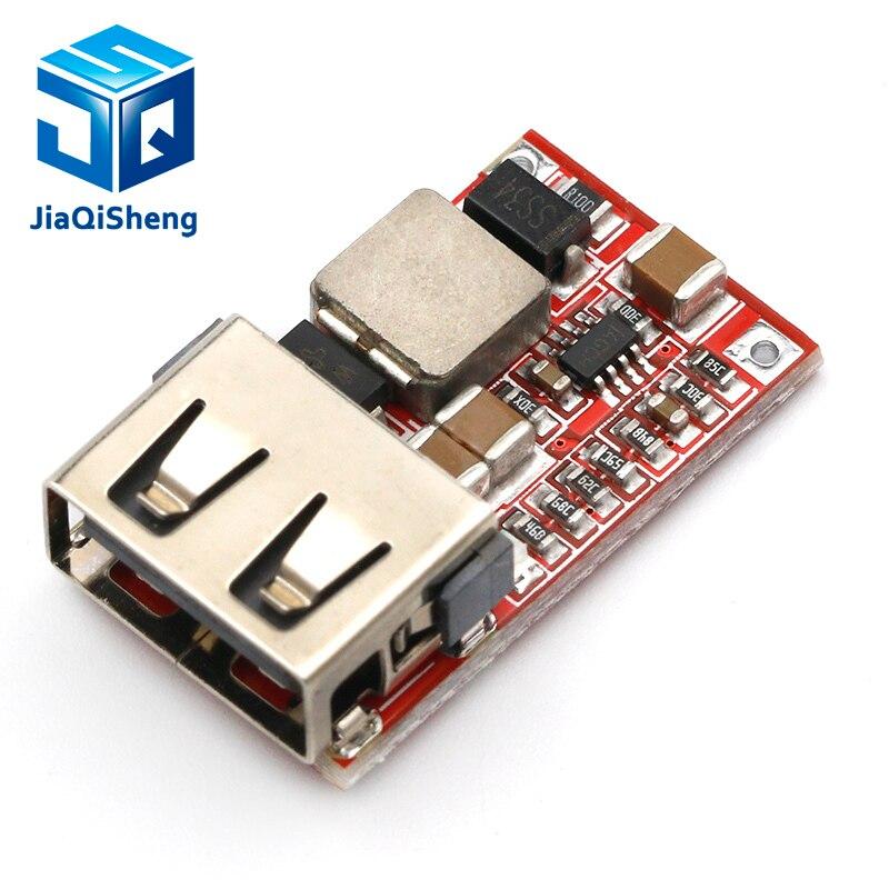 6-24V 24V 12V To 5V USB Step Down Module DC-DC Converter Phone Charger Car Power Supply Module Efficiency 97.5% Buck Module