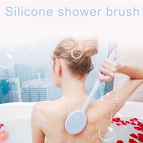 longo massagem limpeza volta para chuveiro banheiro ldo99