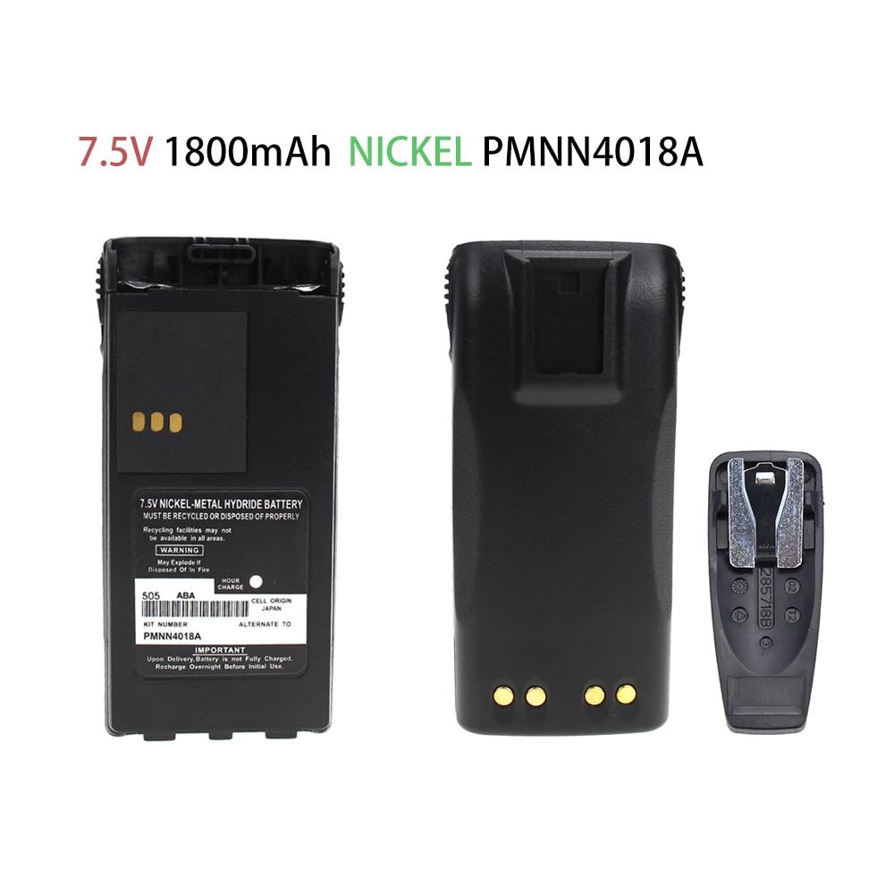 PMNN4018 2-Way Radio Battery PMNN4018 For Motorola P040 P080 GP308 PRO3150