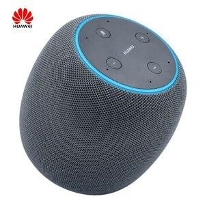 Image 2 - Bluetooth Колонка HUAWEI AI, беспроводная умная колонка с Wi Fi, Портативная колонка Xiaoyi с голосовым управлением, динамик с искусственным интеллектом, Myna