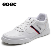 GOGC men shoes men casual shoes mens sneakers men fashion 2020 white sneakers slip on sneakers canvas shoes flats summer shoes