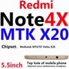 Note4X (MTK X20)