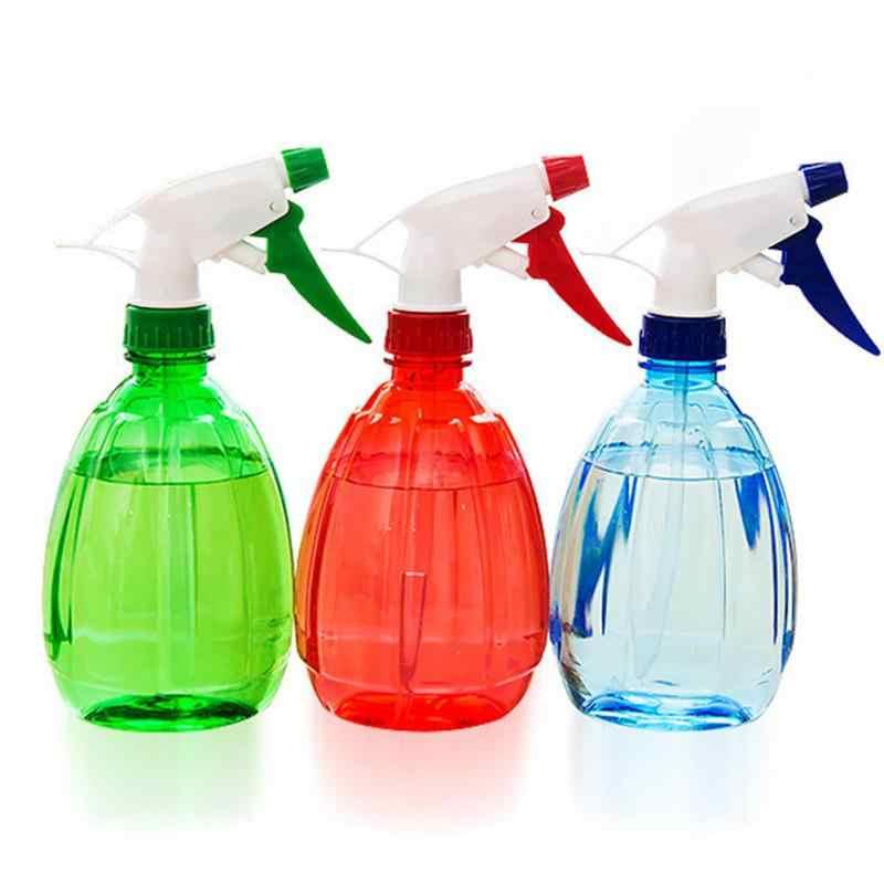 250//500ml Plastic Water Spray Bottle Flowers Plants Water Sprayer Pump Bottle
