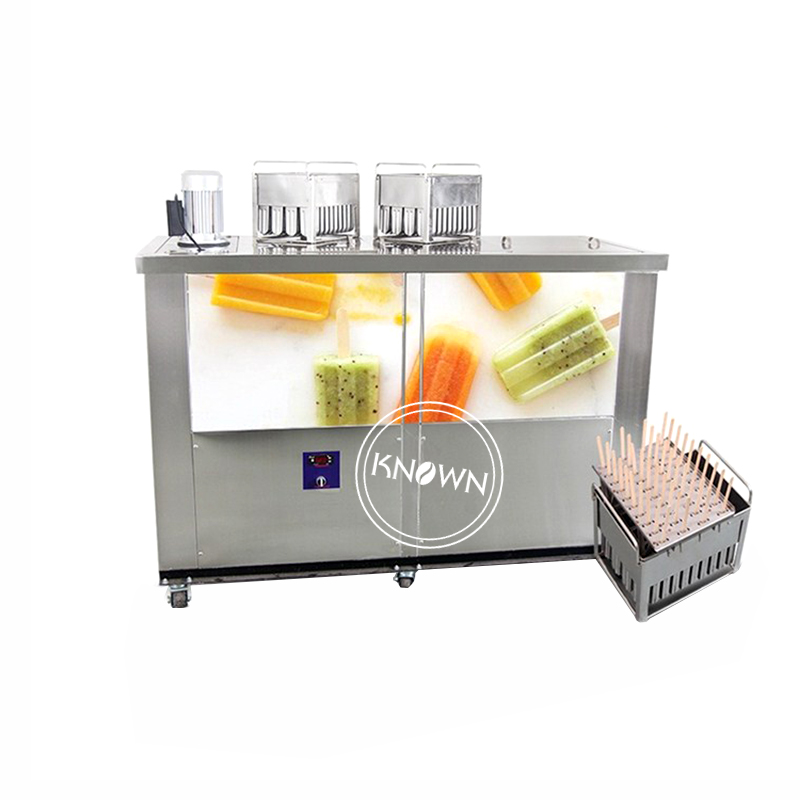 Various Different Moulds Ice Popsicle Machine/ Popsicle Machine/ Commercial Popsicle Machine