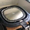 Für Philips Air Friteuse Teile Abdeckung Gebraten Korb Abdeckung für Philips HD9622 9643 9627 9641/21 9642 9531 9228 9238 9640 zubehör