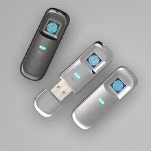 Usb 2,0/3,0, código de huella dactilar, ID precisa, gestión de privacidad, disco U, 32 GB/64 GB/128 GB, llave usb, Flash de huella dactilar