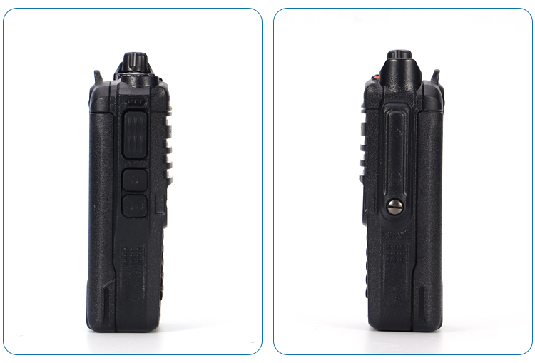 2pcs 8000mah 10W Baofeng UV-9R plus waterproof walkie talkie for CB ham radio station 10 km two way radio uhf vhf mobile plus 9r (39)